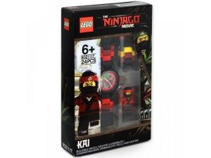 LEGO Ninjago Movie 8021117  Zegarek Kai
