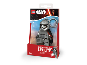 LEGO KE96 Star Wars Brelok latarka Captain Phasma