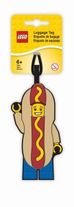 LEGO Classic 51166  Zawieszka do bagażu LEGO Hot Dog