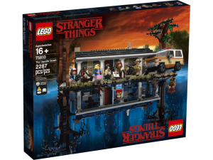 LEGO Stranger Things 75810  Upside down - Druga strona