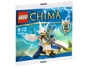 LEGO Chima Polybag 30250  Ewar's Acro Fighter