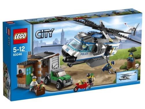 Lego City 60046 Helikopter Zwiadowczy Sklep Internetowy