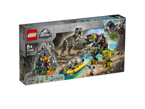 LEGO Jurassic World 75938