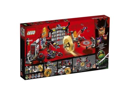 Lego Ninjago 70640 Kwatera Główna Sog Sklep Planetaklockowpl