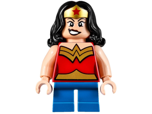LEGO Super Heroes 76070 Mighty Micros: Wonder Woman kontra Doomsday