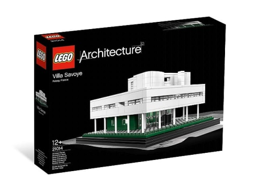 LEGO Architecture 21014 Willa Savoye