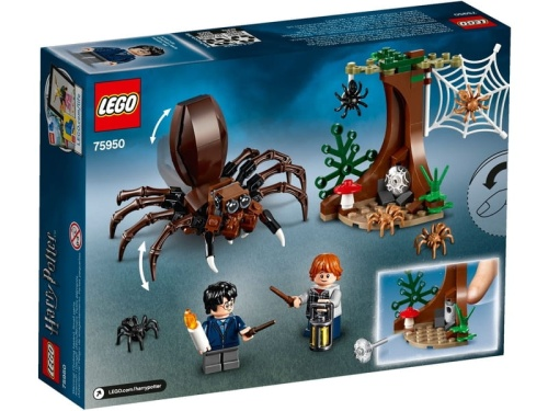 LEGO 75950 Harry Potter Legowisko Aragoga
