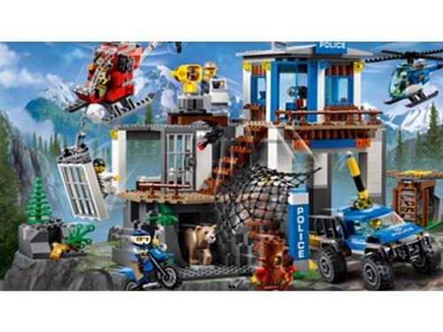 Lego City 60174 Górski Posterunek Policji Sklep Internetowy