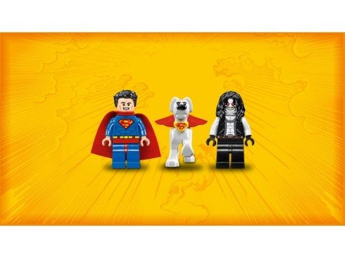LEGO Super Heroes 76096  Superman™ & Krypto™ Team-Up