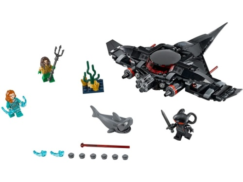 Aquaman: Atak Black Manty LEGO Super Heroes 76095