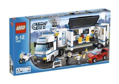 Lego City 7288 Mobilna Jednostka Policji Sklep Internetowy