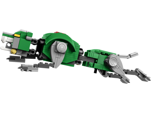 Zielony lew LEGO Ideas 21311 Voltron