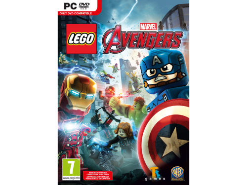 Gra PC LEGO 05211891 Marvel`s Avengers