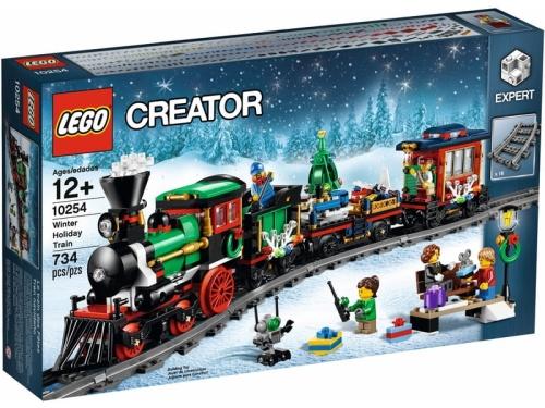 Lego Creator 10254 świąteczny Pociąg Sklep Internetowy