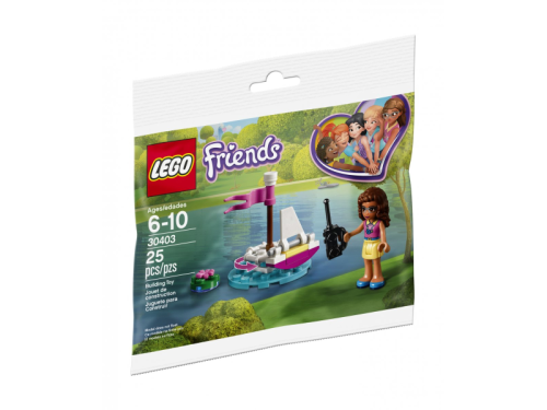 LEGO Friends Polybag 30403 Łódź Olivii