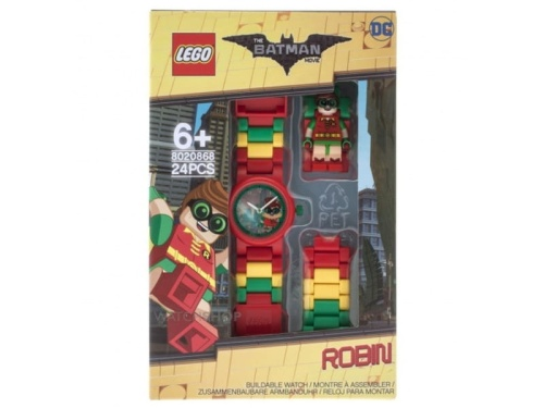 LEGO Batman Movie 8020868 Zegarek Robin