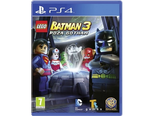 Gra PS4 BATMAN 3: Beyond Gotham Poza Gotham