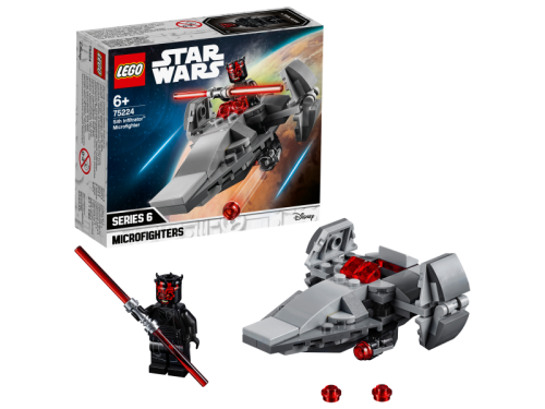 LEGO Star Wars 75224 Sith Infiltrator