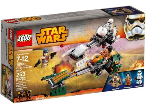 LEGO Star Wars 75090 Superścigacz Ezry