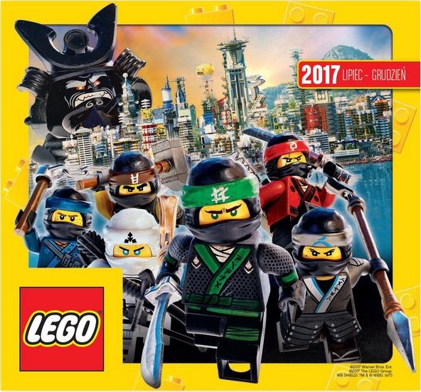 Katalog LEGO lipiec - grudzień 2017 - LEGO i zabawki ...