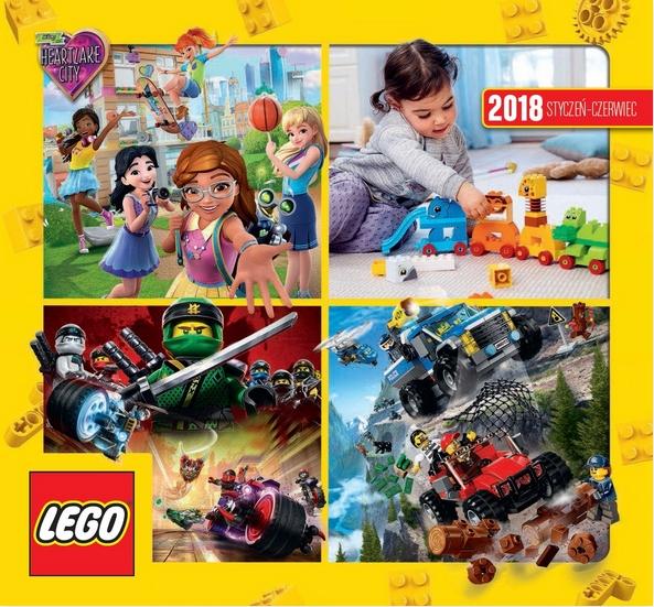Katalog LEGO styczeń - czerwiec 2018 - Planeta Klocków ...