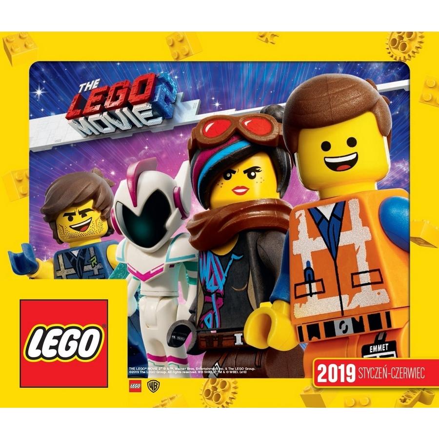 Katalog Lego Styczeń Czerwiec 2019 Planeta Klocków Sklep Z