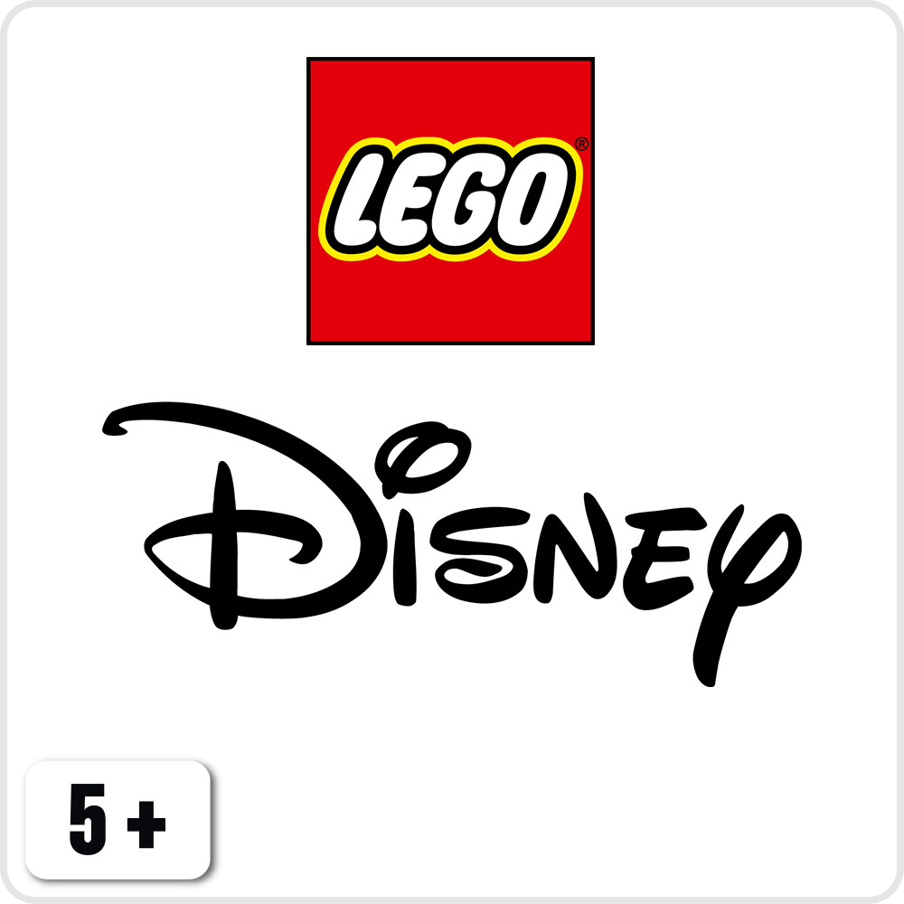 lego disney princess logo