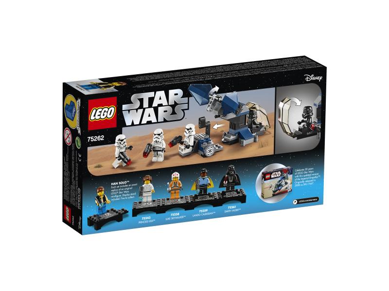 Lego Star Wars 75262 Statek Desantowy Imperium Edycja Rocznicowa