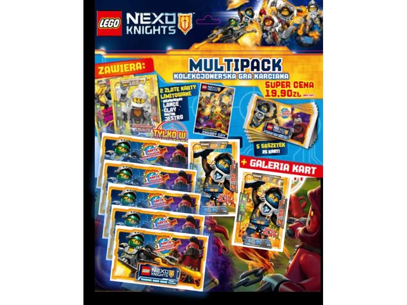 Lego Nexo Knights 510793 Tcg Multipack Gra Karciana Sklep