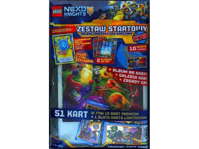 Lego Nexo Knights 513458 Tcg Zestaw Startowy Gra Karciana Sklep