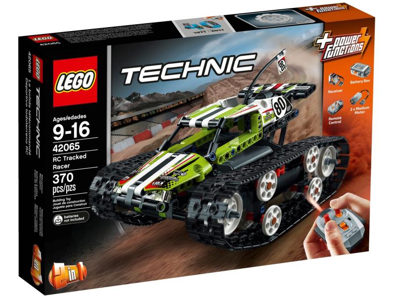 Lego Technic 42065 Zdalnie Sterowana Wyścigówka Gąsienicowa Sklep