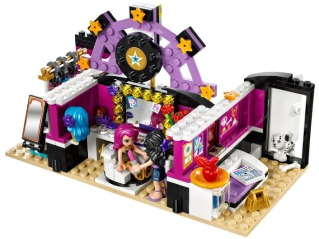 Lego Friends 41104 Garderoba Gwiazdy Pop Sklep Internetowy