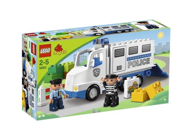 Lego Duplo 5680 Ciężarówka Policyjna Sklep Internetowy