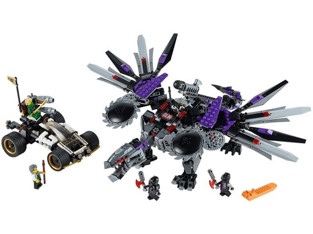 Lego Ninjago 70725 Smok Nindroid Sklep Internetowy Planetaklockowpl