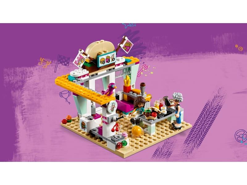 Lego Friends 41349 Wyścigowa Restauracja Sklep Internetowy