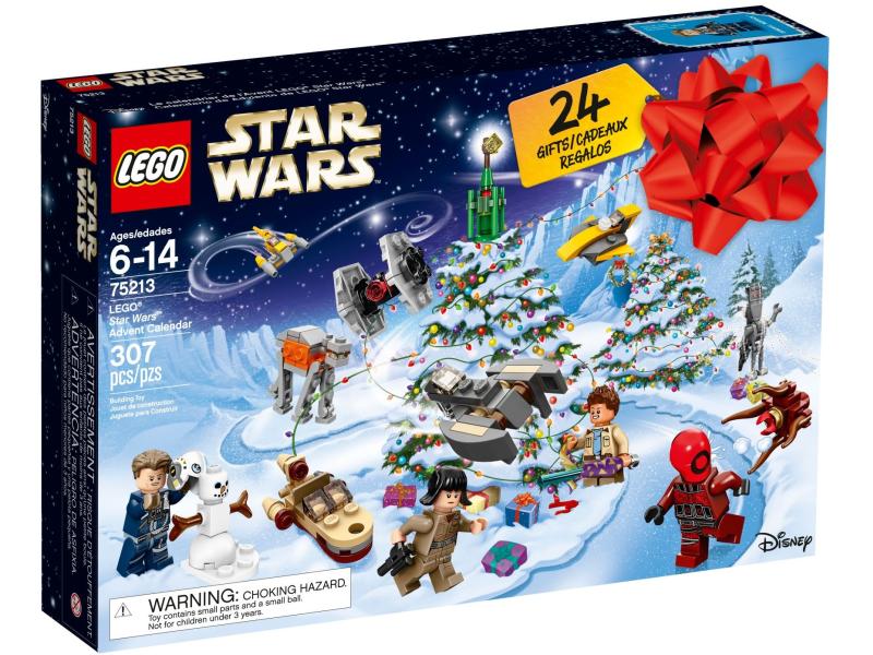 Lego Star Wars 75213 Kalendarz Adwentowy 2018 Sklep Planeta Klocków