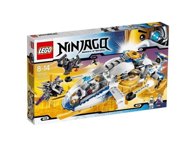 Lego Ninjago 70724 Ninjakopter Sklep Internetowy Planetaklockowpl