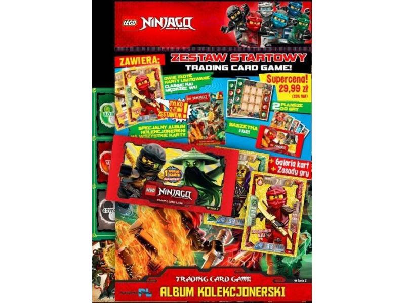 Lego Ninjago 513474 Zestaw Startowy Gra Karciana 2 Seria Sklep