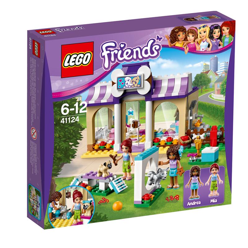 Lego Friends 41124 Przedszkole Dla Szczeniąt W Heartlake Sklep