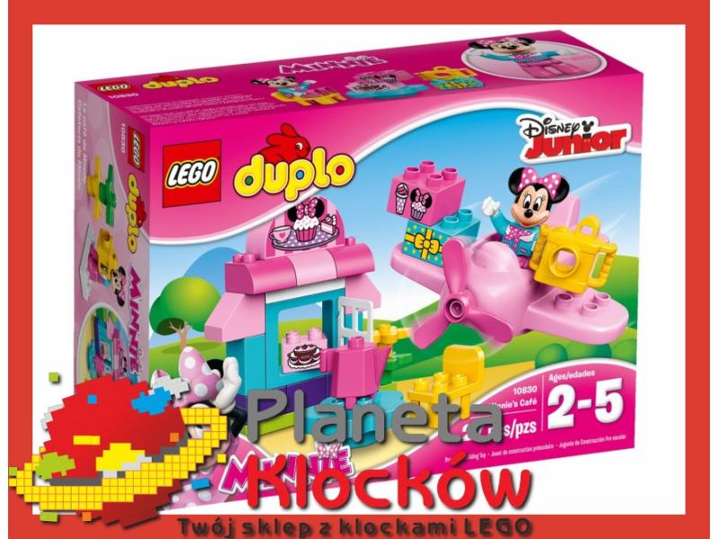Lego Duplo 10830 Kawiarnia Minnie Sklep Internetowy Planetaklockowpl