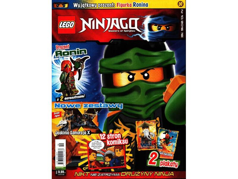 Lego Ninjago 404101 Magazyn 102016 Ronin Sklep Internetowy