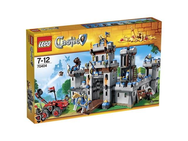 Lego Castle 70404 Zamek Królewski Sklep Internetowy Planetaklockowpl