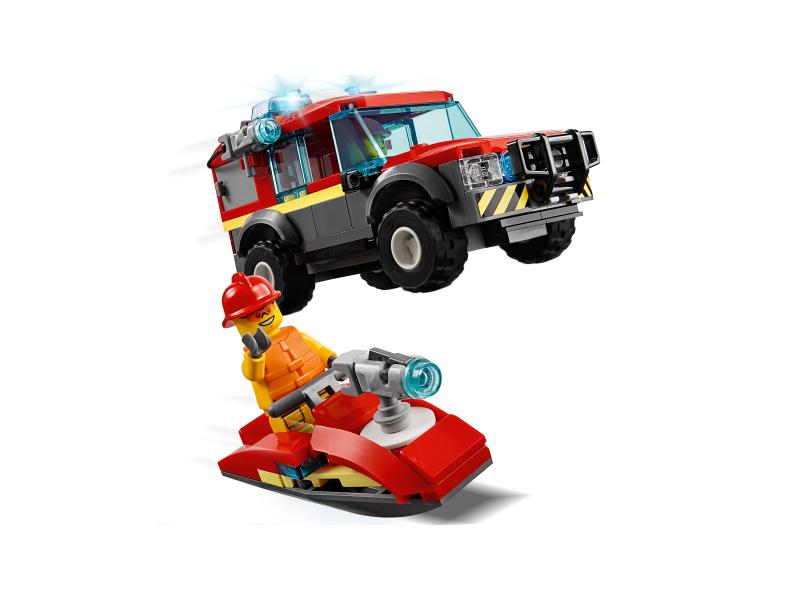 Lego City 60215 Remiza Strażacka Sklep Internetowy Planetaklockowpl