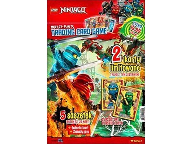 Lego Ninjago 513482 Multipack Gra Karciana 2 Seria Sklep