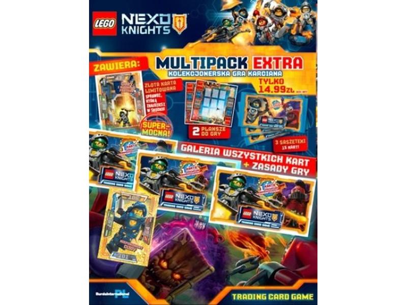 Lego Nexo Knights 513040 Tcg Multipack Extra Gra Karciana Sklep