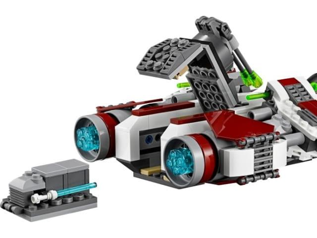 Lego Star Wars 75051 Myśliwiec Jedi Scout Sklep Internetowy