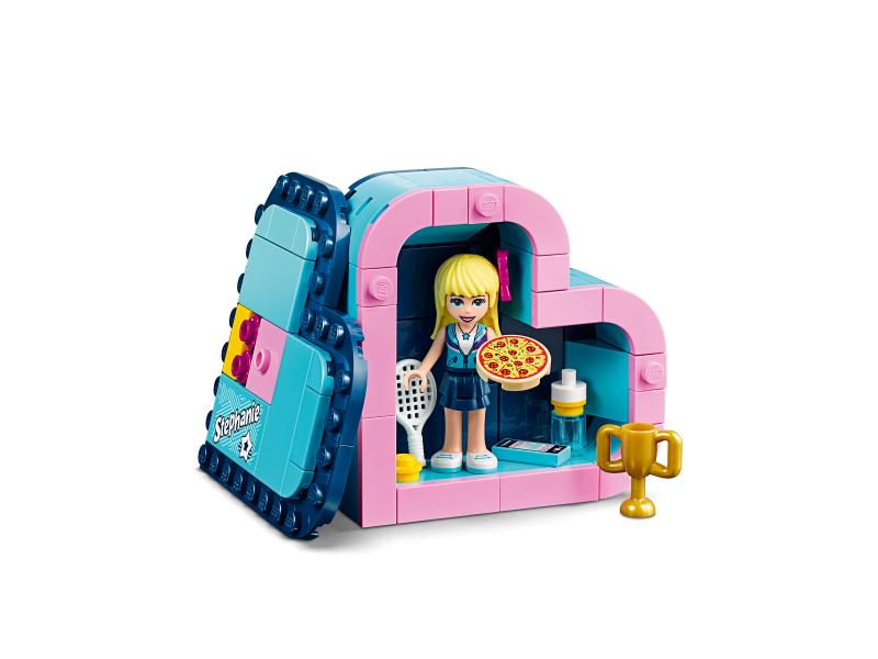 Lego Friends 41356 Pudełko W Kształcie Serca Stephanie Sklep