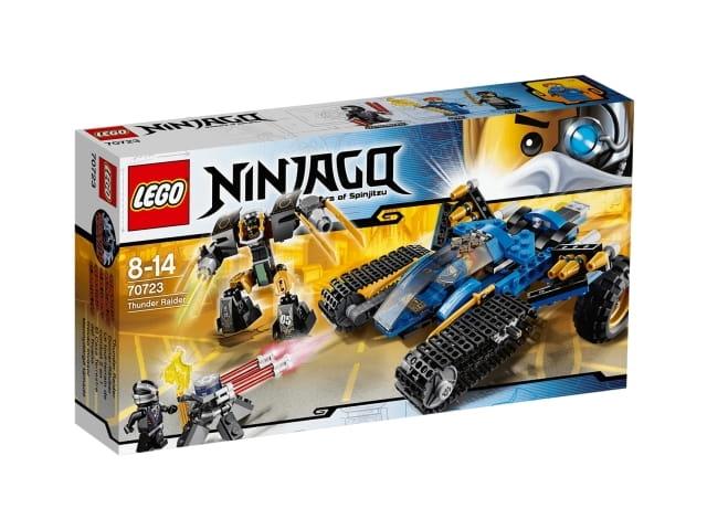 Lego Ninjago 70723 Piorunowy Pojazd Sklep Internetowy
