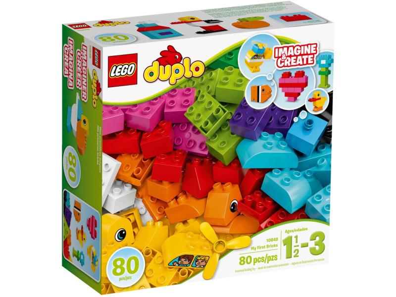 Lego Duplo 10848 Moje Pierwsze Klocki Sklep Internetowy