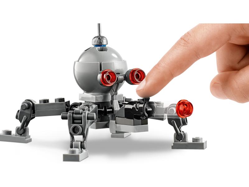 Lego Star Wars 75261 Maszyna Krocząca Klonów Edycja Rocznicowa